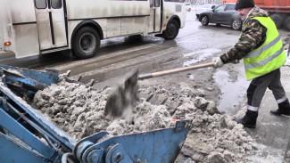 Мэрия Воронежа поручила найти заваленные снегом дворы и наказать УК
