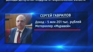 Воронежские депутаты Госдумы и сенаторы раскрыли свои доходы: никто не бедствует