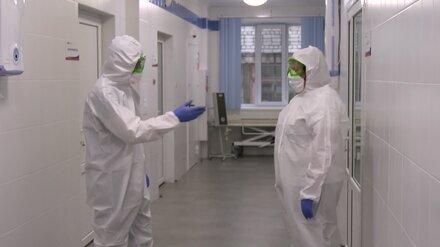 Число заболевших COVID-19 в Воронежской области бьёт рекорд второй день подряд