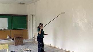 Воронежским школам придётся поторопиться с ремонтом