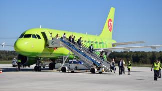 Авиакомпания S7 Airlines увеличит частоту рейсов из Воронежа в Москву и обратно