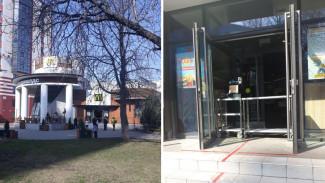 В Воронеже из-за коронавируса «Макдоналдс» перестал пускать посетителей
