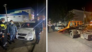 В Воронежской области задержали водителя с 318 неоплаченными штрафами за нарушения ПДД