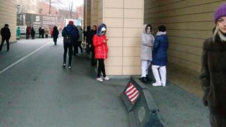 В ТЦ «Галереи Чижова» объяснили причину эвакуации воронежцев