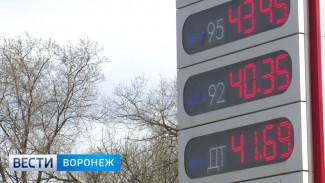 Эксперт спрогнозировал значительное повышение цен на бензин в Воронеже в 2018 году