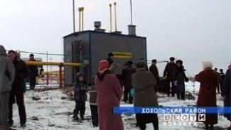 Газ пришёл в село Архангельское