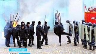 Условный бунт в Борисоглебской колонии подавили за несколько минут