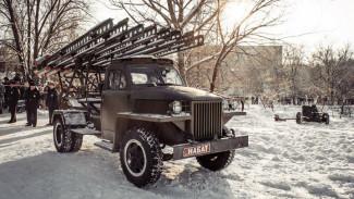 Выставка военной техники и салют. Что подготовили в Воронеже ко Дню защитника Отечества