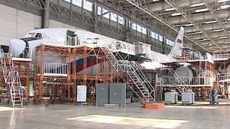 На Воронежском авиазаводе Ил-96 будут производить до 2020 года