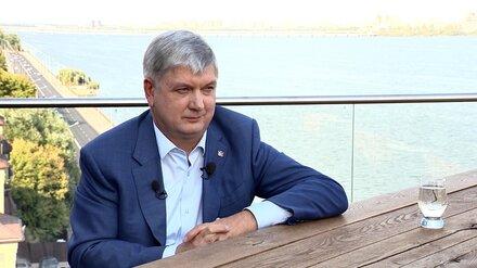 Губернатор Воронежской области ушёл в отпуск