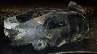 Три человека погибли и три пострадали при столкновении иномарок в Воронежской области