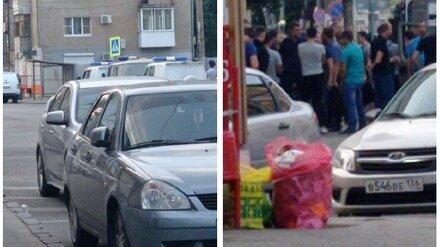 Воронежцы сообщили о скоплении силовиков у здания Следкома