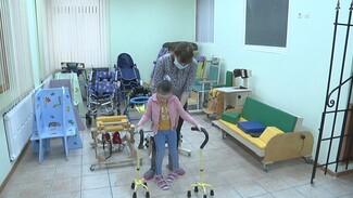 В Воронеже открыли прокат средств реабилитации для детей с ДЦП