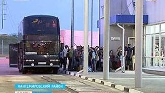 Более 350 человек приехали в Воронежскую область из Украины