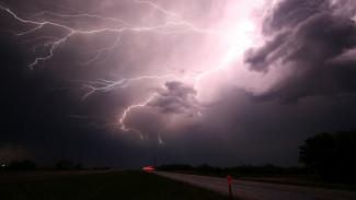 В Воронежской области подросток выжил после удара молнии