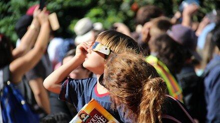 «Можно лишиться зрения». Как воронежцам наблюдать солнечное затмение
