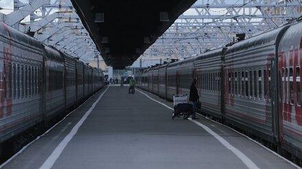 Супругов из Воронежа высадили из поезда из-за скандала в вагоне-ресторане