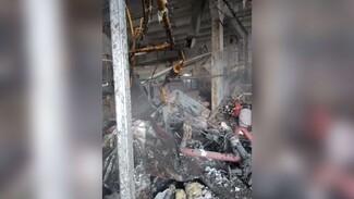 Стало известно ещё о трёх пострадавших при взрыве на фабрике в Воронежской области