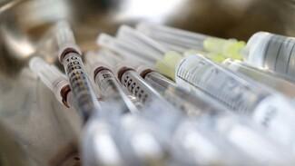 Почти 400 тыс. воронежцев привились от гриппа