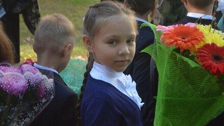 В воронежских школах на линейки 1 сентября позовут только первоклассников и выпускников