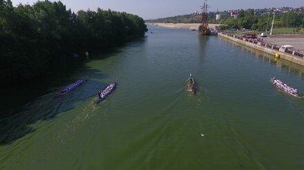 День ВМФ в Воронеже отметят гонками на лодках-драконах и показом мультфильмов о моряках