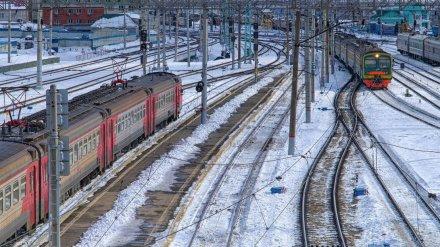 Жители Воронежской области смогут в электричках купить билеты на автобусы