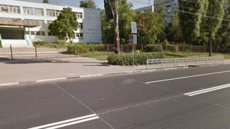 В Воронеже водитель легковушки сбил трёх школьников на переходе и скрылся