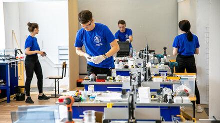 Трое сотрудников Нововоронежской АЭС выступили экспертами на экзамене WorldSkills