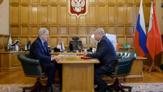 Пересидевший четырёх мэров Воронежа глава района уйдёт в отставку