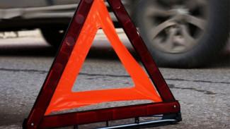 В Воронежской области водитель сбил пенсионерку на тротуаре