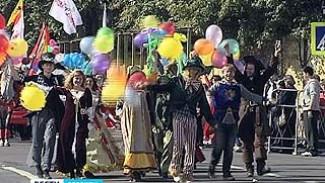 Воронеж отметил День города. Праздничные мероприятия, по данным мэрии, посетила треть горожан