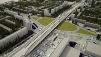 Строительство Остужевской развязки в Воронеже запланировали начать в 2019 году