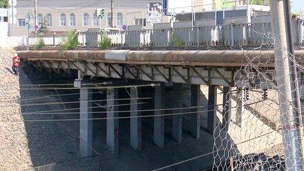 Из-за демонтажа виадука у «Работницы» поезда до Москвы на 6 дней уедут с вокзала Воронеж-1