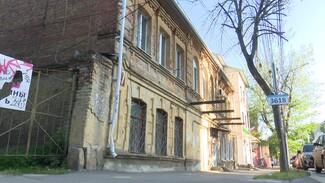 Старинную гостиницу в центре Воронежа признали памятником