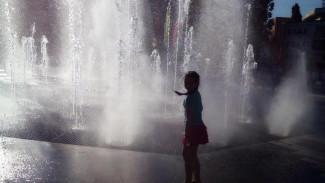 Воронежцам рассказали, когда начнёт работу фонтан на Советской площади