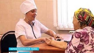 Медики в селе Дерезовка Верхнемамонского района переехали в новый ФАП