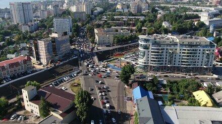 Виадук на «Работнице» в Воронеже полностью закроют на 1,5 часа