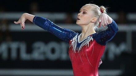 Воронежская гимнастка Ангелина Мельникова вышла в финал чемпионата мира