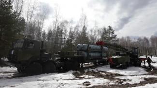 В Воронежской области военные отбили у «диверсантов» зенитные ракетные комплексы
