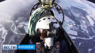 Завораживающие кадры крупнейших авиационных учений ЗВО над Ладогой попали на видео
