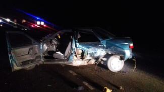 В Воронежской области в ДТП на перекрёстке пострадали 4 человека