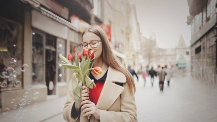 Аналитики назвали топ-10 самых популярных подарков воронежским женщинам на 8 Марта