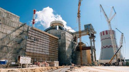 На Нововоронежской АЭС-2 завершилась подготовка к пуску второго энергоблока