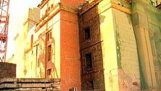 На реставрацию Драматического театра планируется выделить 500 млн руб.