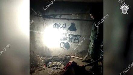 Пропавшую рядом с Воронежской областью 9-летнюю девочку нашли закопанной в подвале