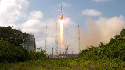 Ракета-носитель с воронежским двигателем вывела на орбиту французский спутник