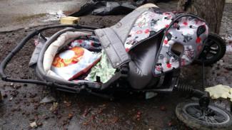 Сбивший в Воронеже на тротуаре коляску с ребёнком водитель ездил без прав