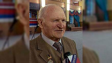 В Воронеже на 100-м году жизни умер основатель школы спортивной акробатики