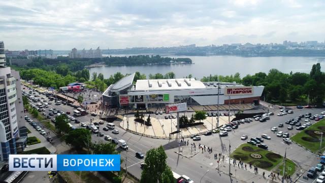В Воронеже состоялось открытие торгового комплекса «Европа»