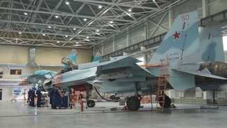 В Воронеж из Бутурлиновки до конца 2021 года переведут авиаполк бомбардировщиков